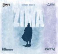 Zima - pudełko audiobooku