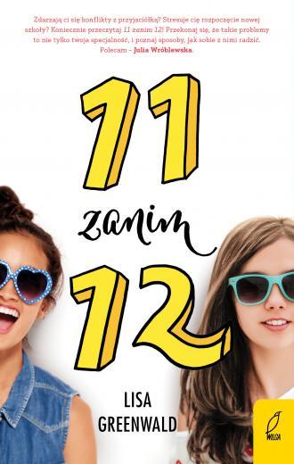 11 zanim 12 - okładka książki
