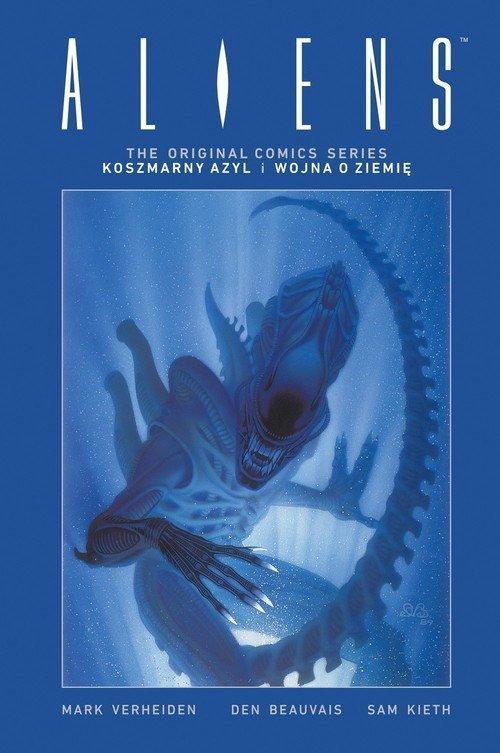 Aliens The Original Comics Series - okładka książki