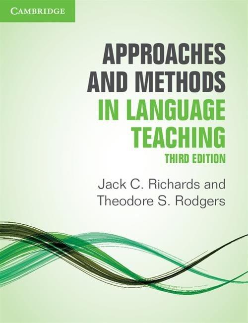 Approaches and Methods in Language - okładka podręcznika