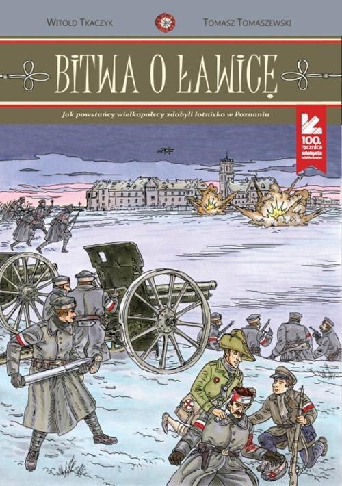 Bitwa o Ławicę - okładka książki