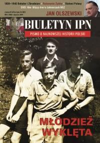 Biuletyn IPN nr 160 (3) / 2019 - okładka książki