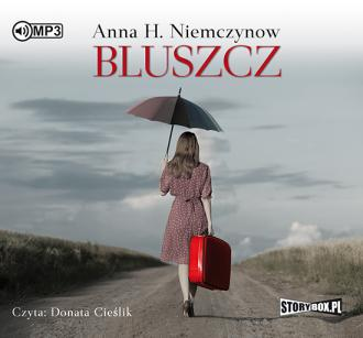 Bluszcz - pudełko audiobooku