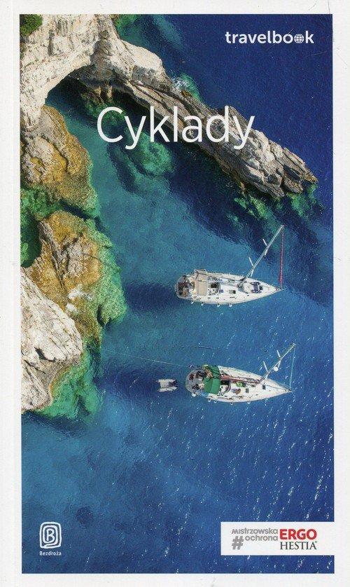 Cyklady. Travelbook - okładka książki