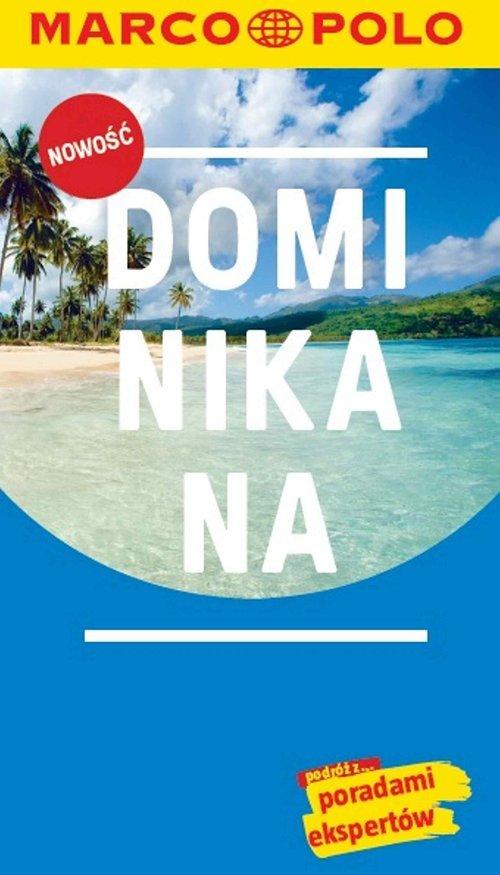 Dominikana. Przewodnik Marco polo - okładka książki