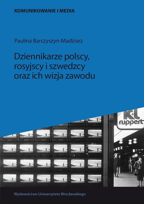 Dziennikarze polscy, rosyjscy i - okładka książki