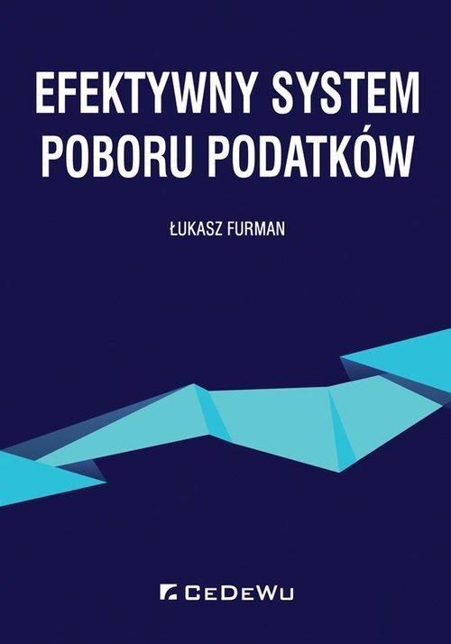 Efektywny system poboru podatków - okładka książki
