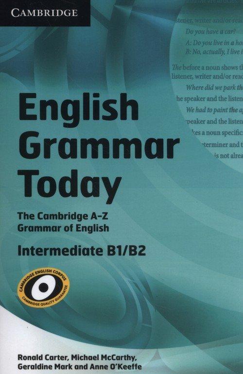 English Grammar Today Book with - okładka podręcznika