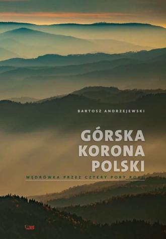 Górska korona Polski - okładka książki