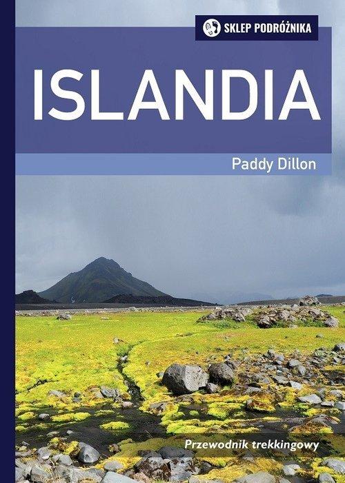 Islandia. Przewodnik trekkingowy - okładka książki