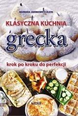 Klasyczna kuchnia grecka - okładka książki