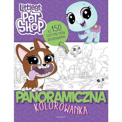 Littlest Pet Shop. Panoramiczna - okładka książki