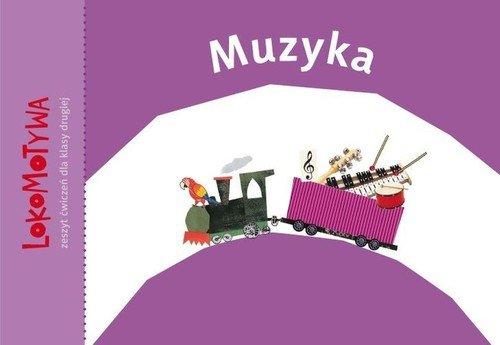 Lokomotywa 2. Muzyka - okładka podręcznika