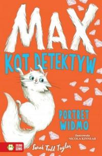 Max Kot detektyw. Portret widmo. - okładka książki