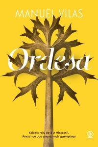 Ordesa - okładka książki