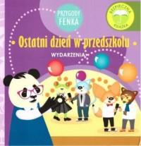 Ostatni dzień w przedszkolu Przygody - okładka książki