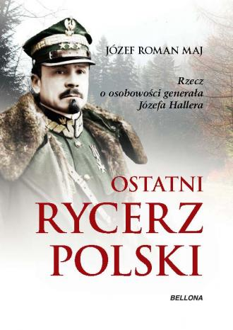 Ostatni rycerz Polski - okładka książki