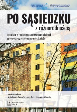 Po sąsiedzku z różnorodnością. - okładka książki