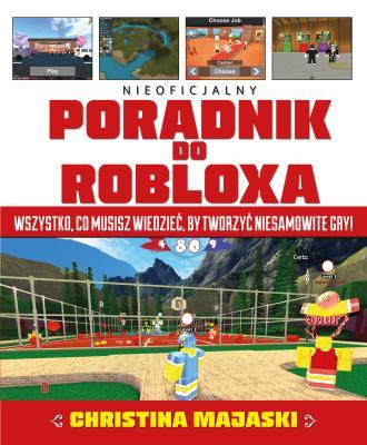 Poradnik do Roboloxa - okładka książki