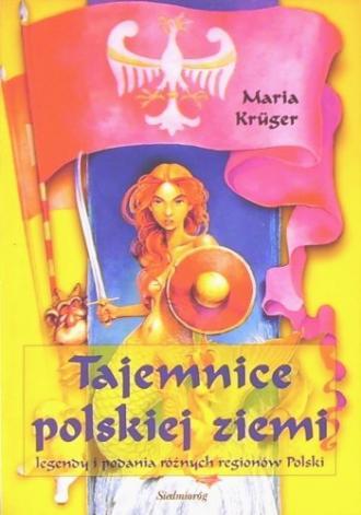 Tajemnice polskiej ziemi - okładka podręcznika