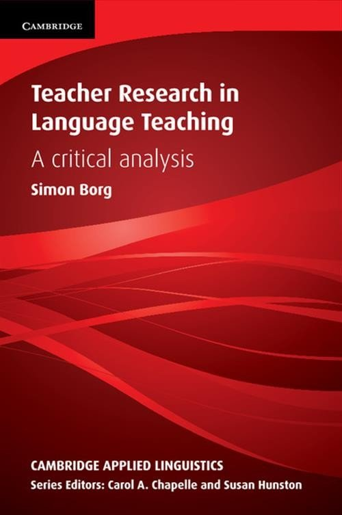 Teacher Research in Language Teaching - okładka podręcznika