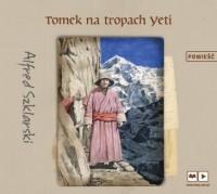 Tomek na tropach Yeti - okładka płyty