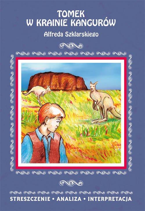 Tomek w krainie kangurów Alfreda - okładka podręcznika