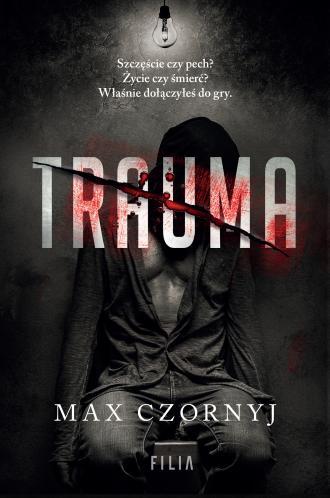 Trauma - okładka książki