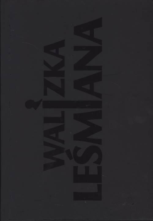 Walizka Leśmiana - okładka książki