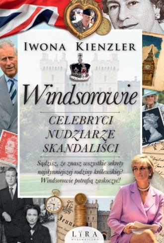 Windsorowie. Celebryci nudziarze - okładka książki