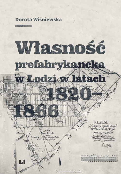 Własność prefabrykancka w Łodzi - okładka książki