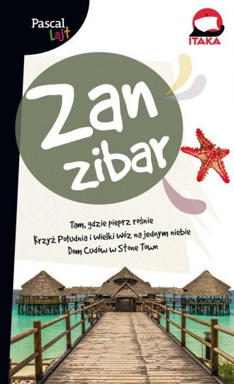 Zanzibar. Pascal Lajt - okładka książki