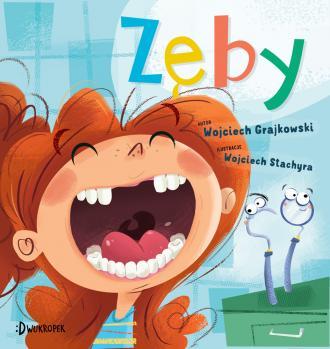 Zęby - okładka książki