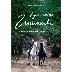 Życie rodzinne Zanussich.. Rozmowy - okładka książki