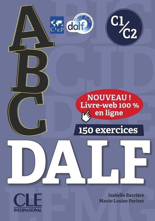 ABC DALF - Niveaux C1/C2 - Livre - okładka podręcznika