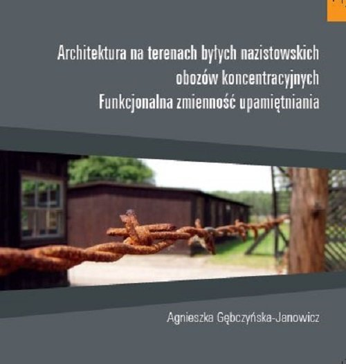 Architektura na terenach byłych - okładka książki