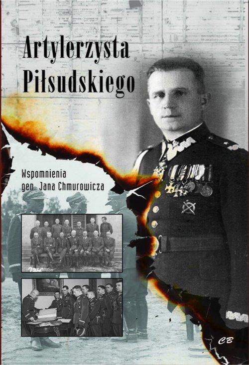 Artylerzysta Piłsudskiego. Wspomnienia - okładka książki