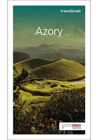 Azory. Przewodnik Travelbook - okładka książki