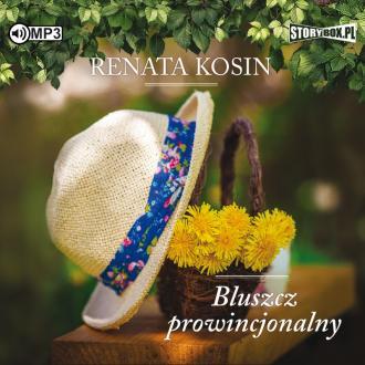 Bluszcz prowincjonalny - pudełko audiobooku