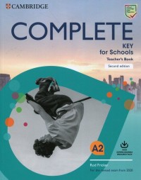 Complete Key for Schools Teachers - okładka podręcznika