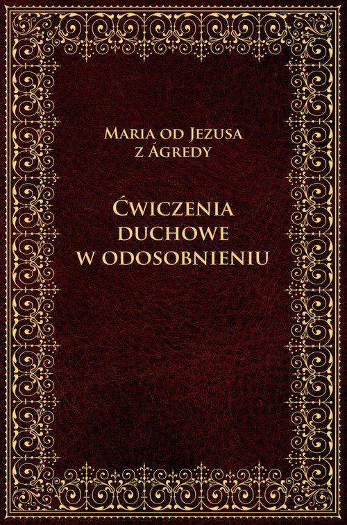 Ćwiczenia duchowe w odosobnieniu - okładka książki