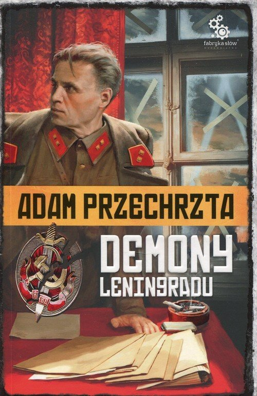 Demony leningradu - okładka książki