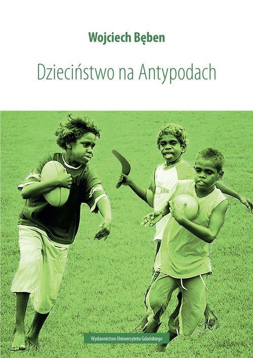 Dzieciństwo na Antypodach - okładka książki