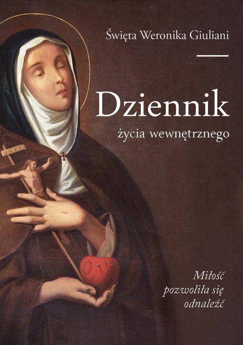 Dziennik życia wewnętrznego - okładka książki