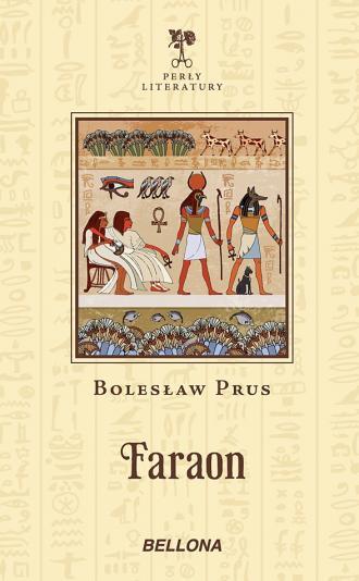Faraon. Seria: Perły Literatury - okładka książki