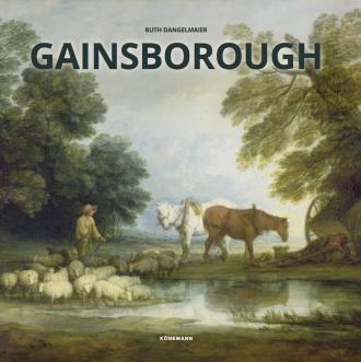 Gainsborough - okładka książki
