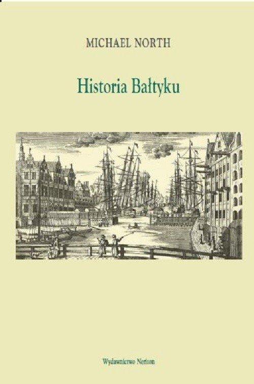 Historia Bałtyku - okładka książki