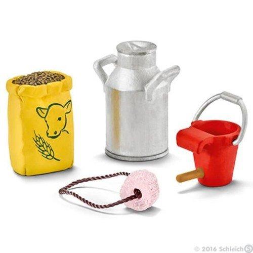 Jedzenie dla krów i cieląt - zdjęcie zabawki, gry
