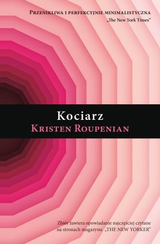 Kociarz - okładka książki