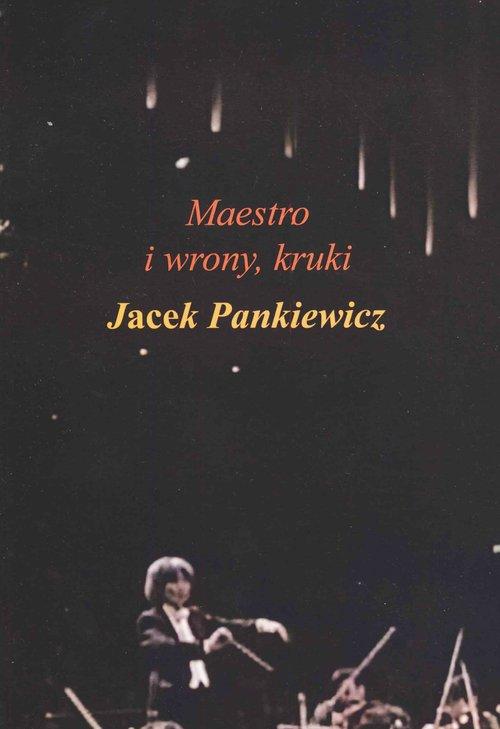 Maestro wrony i kruki - okładka książki